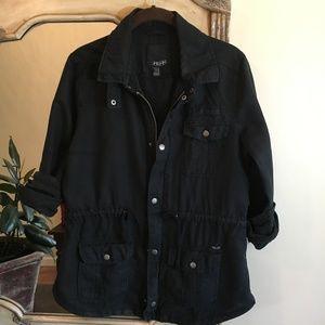 Volcom Linen Anorak jacket